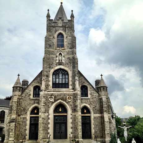 Photo of Our Lady of Lourdes Catholic School in Overbrook, Philadelphia