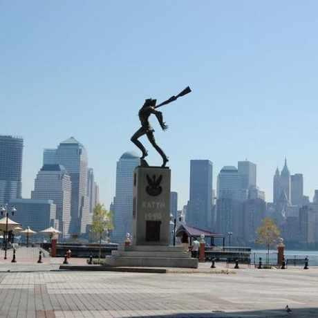 Photo of Katyn Memorial in West Side, Jersey City