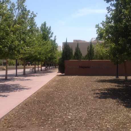 Photo of National Hispanic Cultural Center in Barelas, Albuquerque