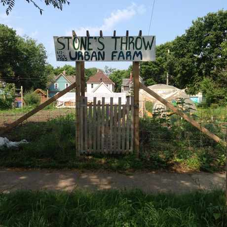 Photo of Stone's Throw Urban Farm in Minneapolis
