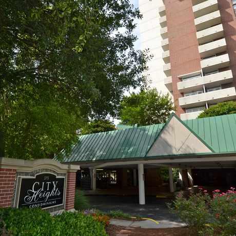 Photo of City Heights Condominiums in Atlanta