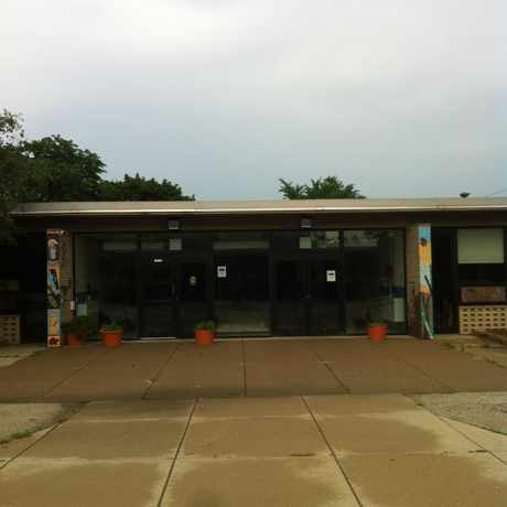 Photo of Pershing Elementary Humanities Magnet School in Bronzeville, Chicago