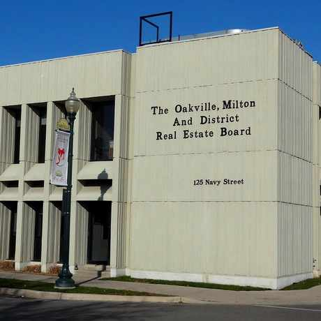 Photo of Oakville Milton & District Real Estate Board in Oakville