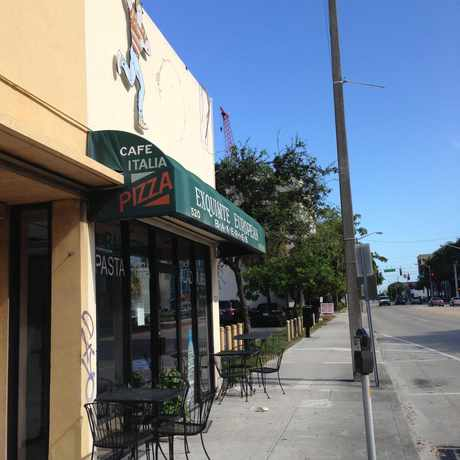 Photo of Cafe Italia in Fort Lauderdale