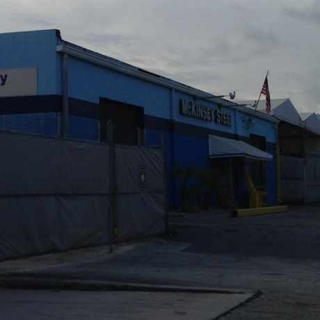 Photo of McKinsey Steel & Supply of Florida in Progresso Village, Fort Lauderdale