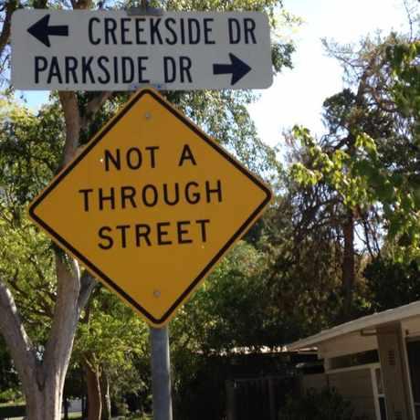 Photo of Greenmeadow Way in Greenmeadow, Palo Alto