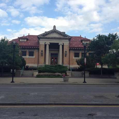 Photo of Corryville Branch Library in Corryville, Cincinnati