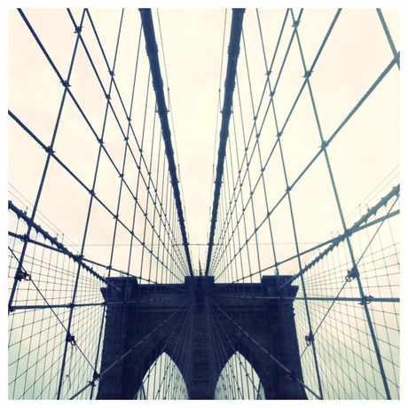 Photo of Brooklyn Bridge in Civic Center, New York