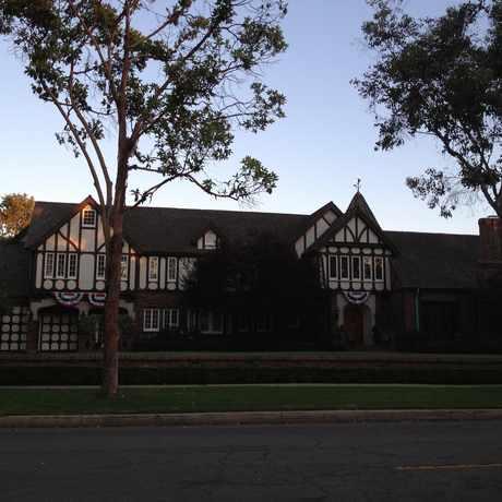 Photo of Leonie Pray House in Los Cerritos, Long Beach