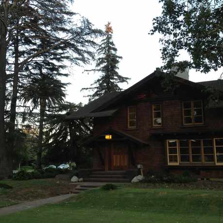 Photo of Reeve House in Los Cerritos, Long Beach