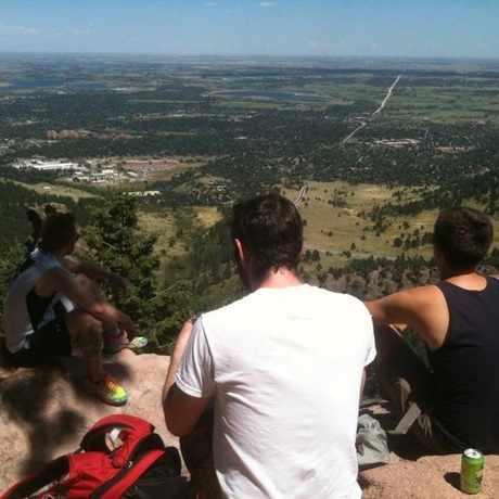 Photo of Chautauqua Park in Boulder
