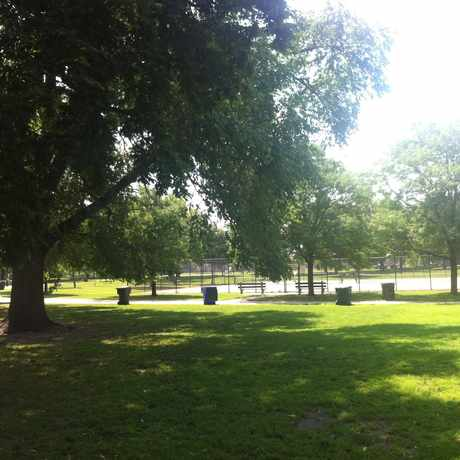 Photo of Horner Park in North Center, Chicago