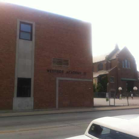 Photo of Westside Academy in Washington Park, Milwaukee