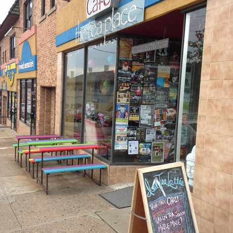 Photo of Té Café in Squirrel Hill South, Pittsburgh