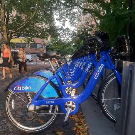 Photo of Citi Bike: Rivington St & Chrystie St in Bowery, New York