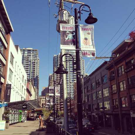 Photo of Yaletown in Downtown, Vancouver