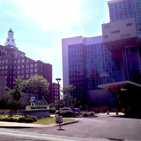 Photo of Upstate Golisano Children's Hospital in Syracuse