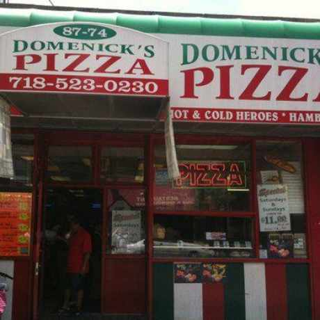 Photo of Domenick's Pizzeria in Jamaica, New York