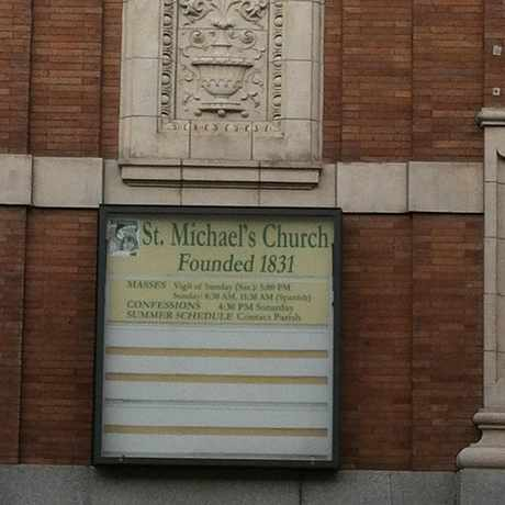 Photo of Saint Michaels School in Avenue of the Arts South, Philadelphia