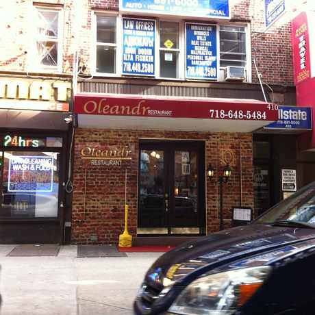 Photo of Oleandr Restaurant in Brighton Beach, New York