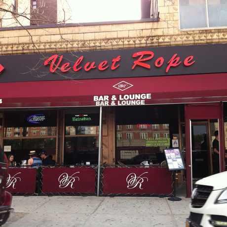 Photo of Velvet Rope in Brighton Beach, New York
