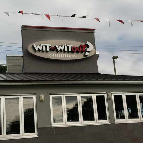 Photo of Wit Or Witout? Famous Philly Eats in Bustleton, Philadelphia