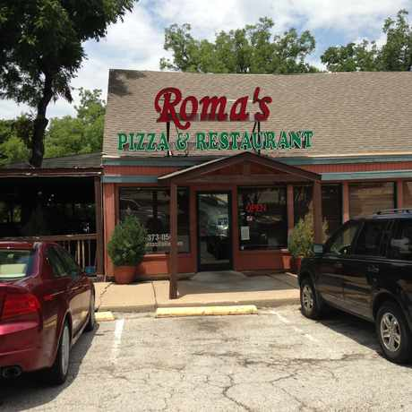 Photo of Roma's Pizza & Italian Restaurant in Vickery, Dallas