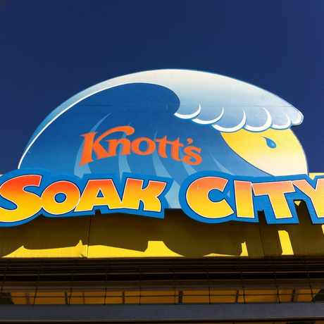 Photo of Knott's Soak City Water Park in Buena Park