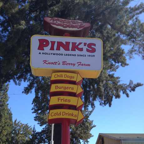 Photo of Pink's Hot Dogs in Buena Park