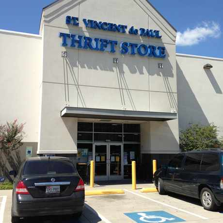 Photo of St. Vincent de Paul Thrift Store of Dallas in Bachman-Northwest Highway, Dallas