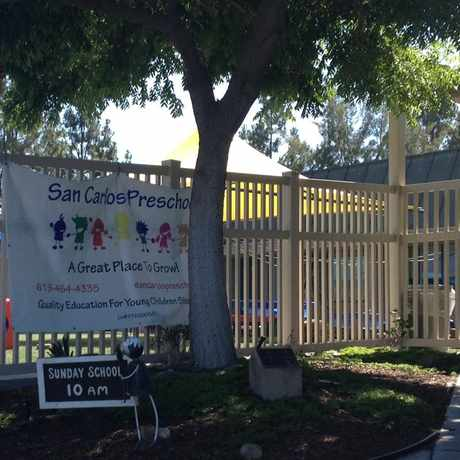 Photo of San Carlos Preschool in Lake Murray, San Diego